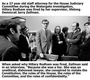 HillaryFired